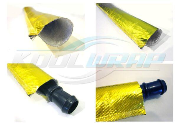 Kool Wrap Gold Heat Sleeve 2