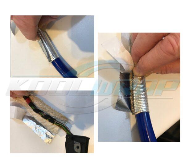 Kool Wrap Heat Sleeve Adhesive multi wm