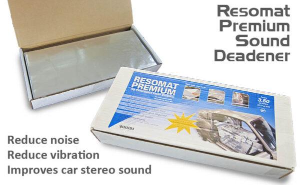 Resomat Sound Deadener Box