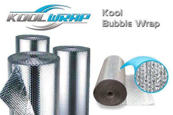 Foil Bubble Wrap from Kool Wrap