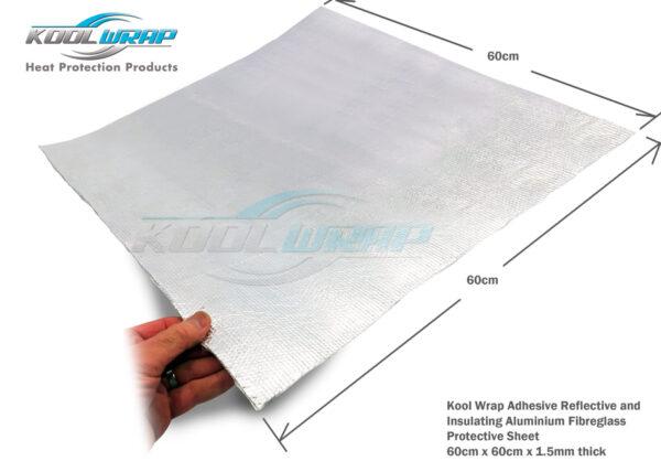 Kool Wrap Heat Shield 60 x 60 v3