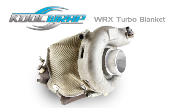 Kool Wrap WRX Turbo Blanket 2