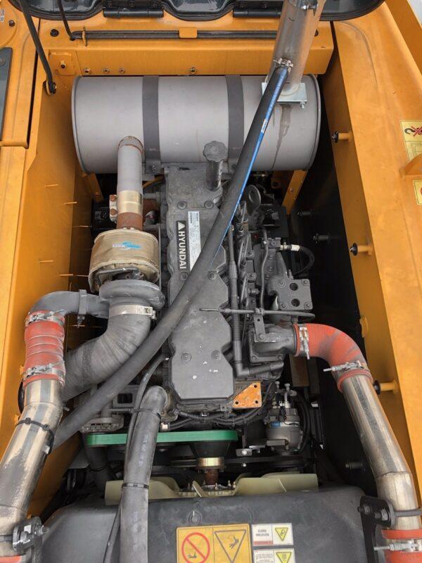 Kool Wrap Turbo Blanket Excavator