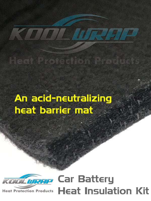 Kool Wrap Battery Insulation Kit