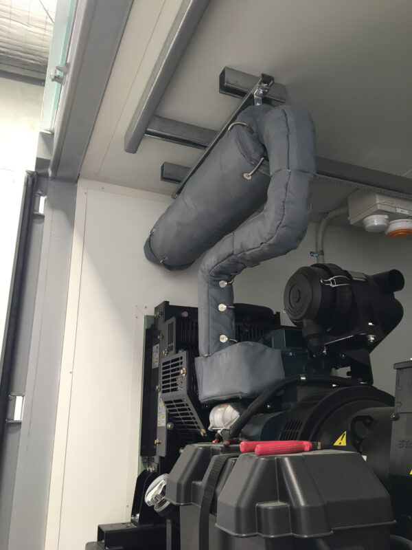 Kool Wrap Muffler & Exhaust Cover
