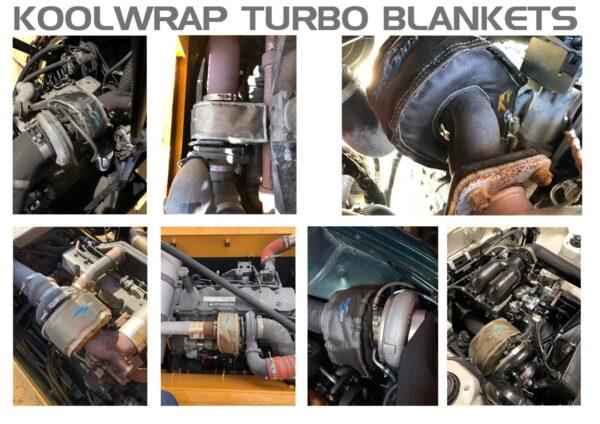 Kool Wrap Turbo Blankets Asst