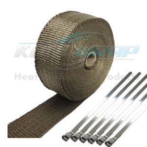 Kool Wrap Titanium Exhaust Wrap 10m x 50mm 1400 x 1400 v2