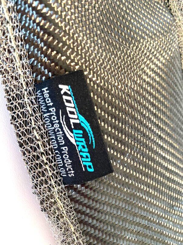 Kool Wrap XRX Carbon Fiber Turbo Blanket v2