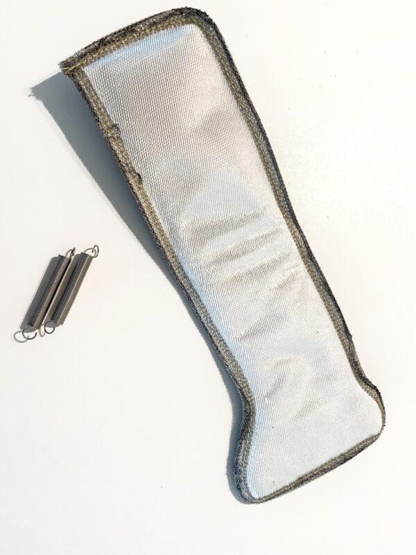 Kool Wrap XRX Carbon Fiber Turbo Blanket