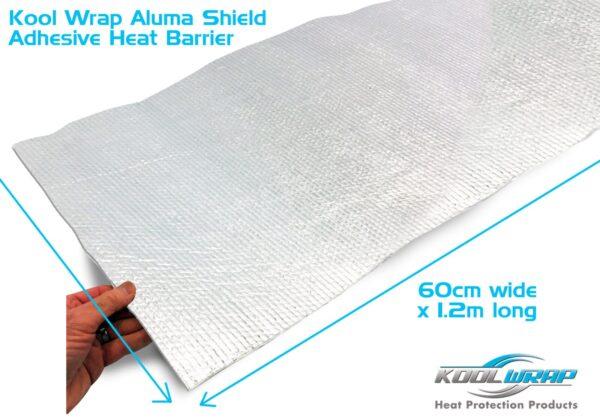 Kool Wrap Heat Shield 60 x 1.2m