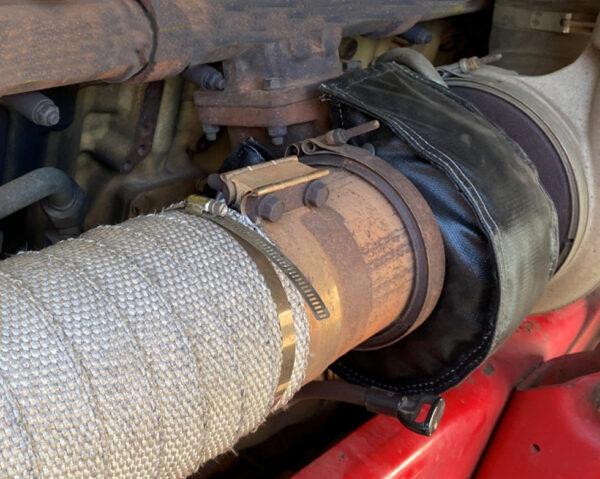 Truck Size Kool Wrap Turbo Blanket