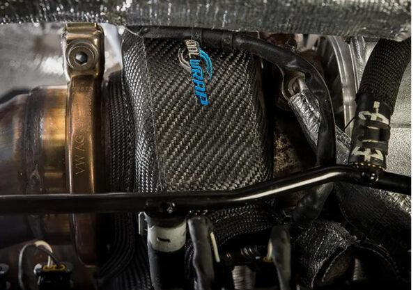Kool Wrap Carbon Turbo Blanket