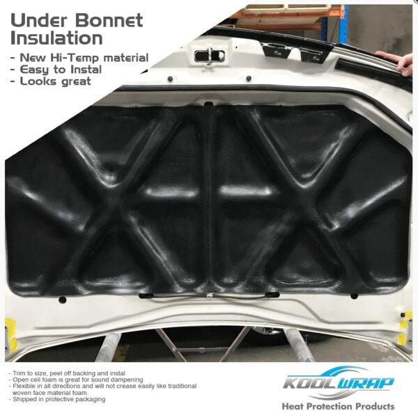 Kool Wrap Under Bonnet Insulation